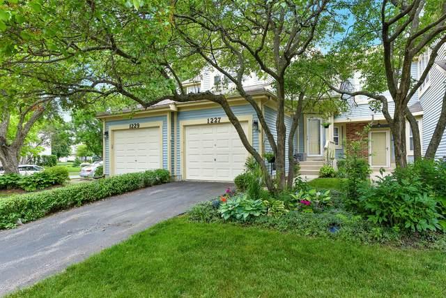 1227 Tennyson Lane #1227, Naperville, IL 60540 (MLS #11109715) :: Touchstone Group