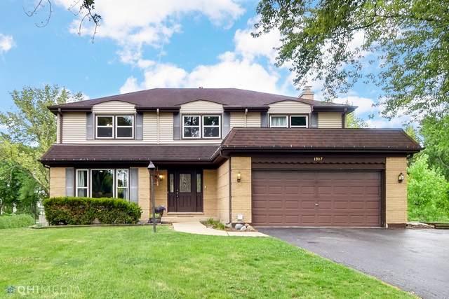 1307 W Kenilworth Avenue, Palatine, IL 60067 (MLS #11109725) :: Angela Walker Homes Real Estate Group