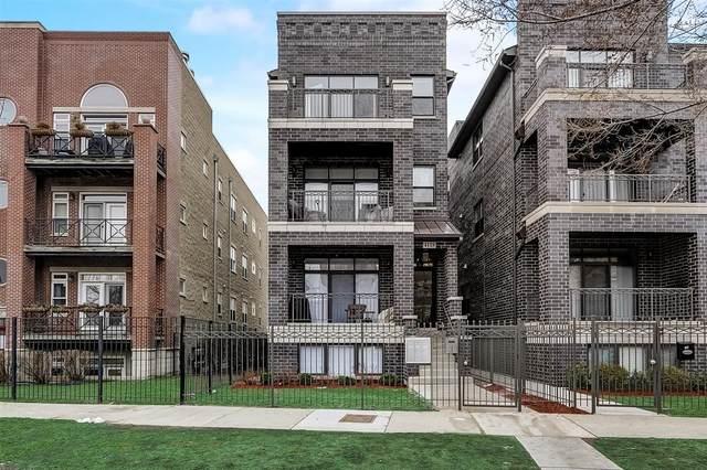4118 S Vincennes Avenue #3, Chicago, IL 60653 (MLS #11109778) :: Suburban Life Realty