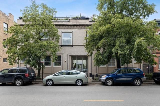 1920 N Sheffield Avenue F, Chicago, IL 60614 (MLS #11109865) :: Ryan Dallas Real Estate