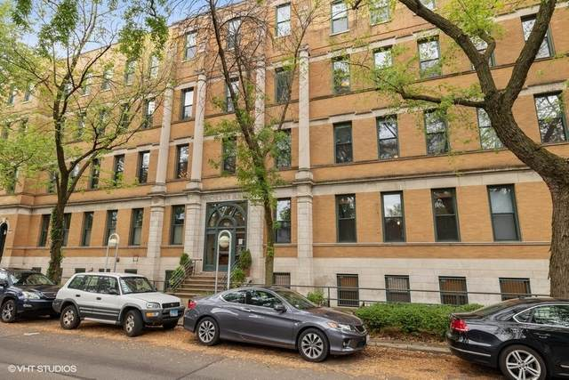 2035 W Charleston Street #304, Chicago, IL 60647 (MLS #11109913) :: John Lyons Real Estate