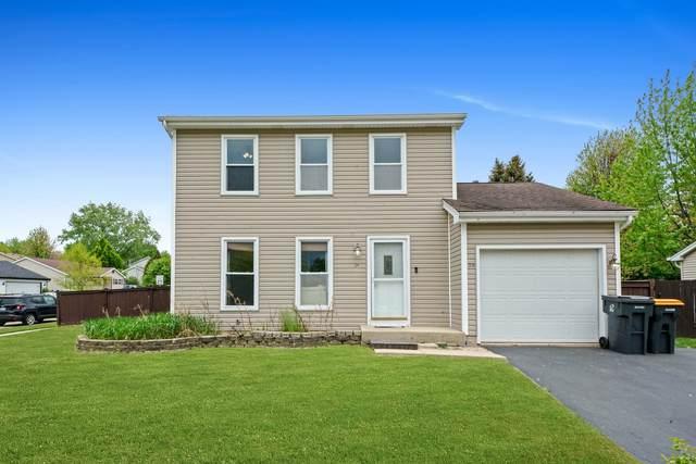 24 Fallstone Drive, Streamwood, IL 60107 (MLS #11109965) :: Ryan Dallas Real Estate