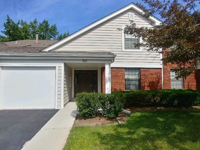 50 Lambert Drive D1, Schaumburg, IL 60193 (MLS #11109996) :: John Lyons Real Estate