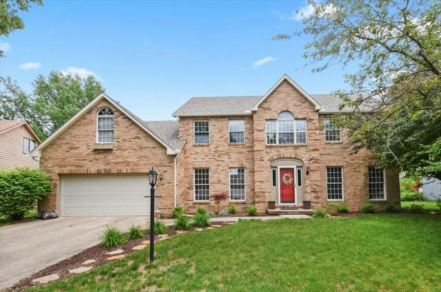 2706 Prairie Meadow Drive, Champaign, IL 61822 (MLS #11110046) :: BN Homes Group