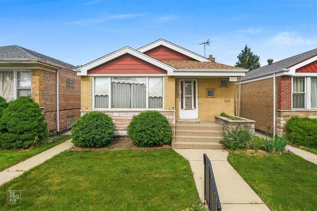 5410 S Karlov Avenue, Chicago, IL 60632 (MLS #11110189) :: BN Homes Group