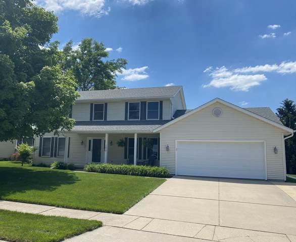 1615 Baumgart Drive, Normal, IL 61761 (MLS #11110193) :: Ryan Dallas Real Estate