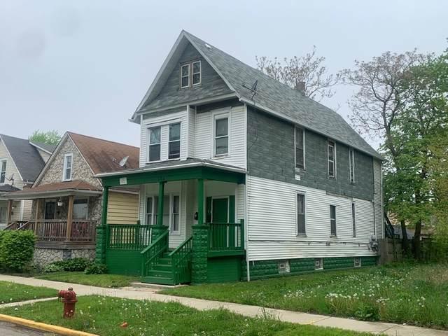 124 W 114th Street, Chicago, IL 60628 (MLS #11110210) :: Ani Real Estate