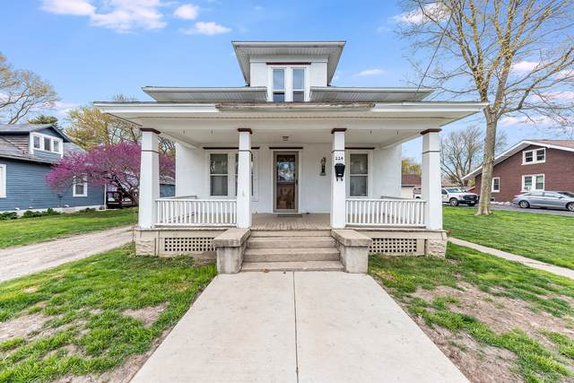 224 W Lee Street, Plano, IL 60545 (MLS #11110458) :: Ryan Dallas Real Estate