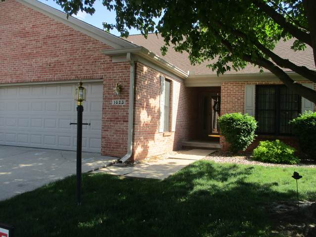 1623 Broadmoor Drive #1623, Champaign, IL 61821 (MLS #11110499) :: O'Neil Property Group