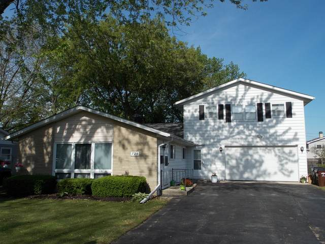 724 Geddes Avenue, Winthrop Harbor, IL 60096 (MLS #11110571) :: BN Homes Group