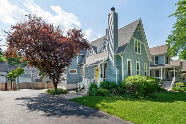 318 N Catherine Avenue, La Grange Park, IL 60526 (MLS #11110873) :: Suburban Life Realty