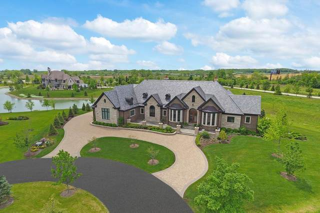 23 Enclave Court, South Barrington, IL 60010 (MLS #11110954) :: The Wexler Group at Keller Williams Preferred Realty