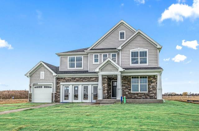 16033 S Longcommon Lane, Plainfield, IL 60586 (MLS #11111020) :: O'Neil Property Group