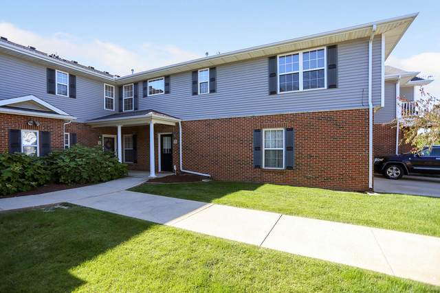 102 Essex Lane #7, Savoy, IL 61874 (MLS #11111035) :: Suburban Life Realty