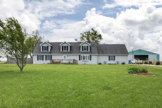 16710 E 2700 North Road, Odell, IL 60460 (MLS #11111174) :: Touchstone Group