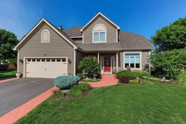 370 Arthur Avenue, Roselle, IL 60172 (MLS #11111462) :: Ryan Dallas Real Estate