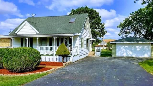 11345 S Lawler Avenue, Alsip, IL 60803 (MLS #11111515) :: Jacqui Miller Homes