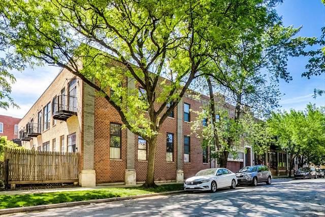 612 N Oakley Boulevard #205, Chicago, IL 60612 (MLS #11111565) :: Carolyn and Hillary Homes