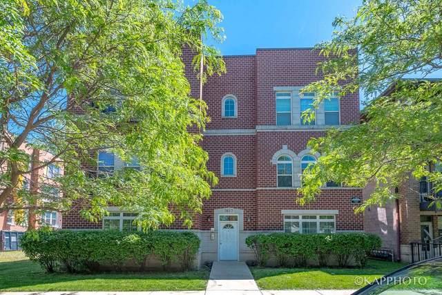 3817 S Ellis Avenue #101, Chicago, IL 60653 (MLS #11111813) :: BN Homes Group