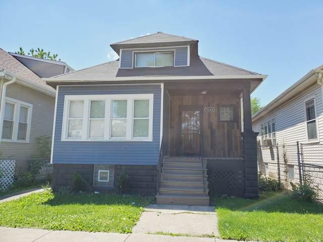 9208 S Ellis Avenue, Chicago, IL 60619 (MLS #11111950) :: BN Homes Group