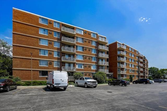 2201 S Highland Avenue 2G, Lombard, IL 60148 (MLS #11111990) :: The Wexler Group at Keller Williams Preferred Realty