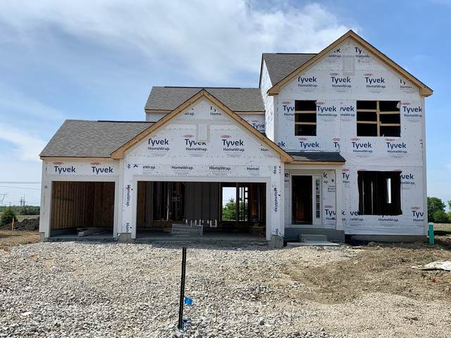 26004 S Indian Creek  Lot#616 Trail, Channahon, IL 60410 (MLS #11112114) :: O'Neil Property Group