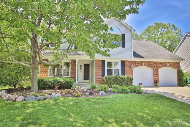 484 Satinwood Terrace, Buffalo Grove, IL 60089 (MLS #11112121) :: O'Neil Property Group