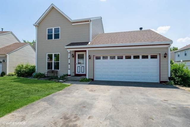 205 Christopher Court, Round Lake Beach, IL 60073 (MLS #11112167) :: Ryan Dallas Real Estate