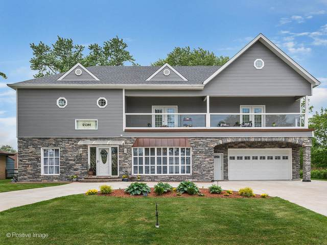 6S344 S Jackson Street, Hinsdale, IL 60521 (MLS #11112248) :: BN Homes Group