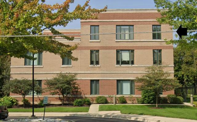 891 Central Avenue #301, Highland Park, IL 60035 (MLS #11112357) :: BN Homes Group
