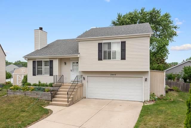 2442 Concord Drive, Woodridge, IL 60517 (MLS #11112424) :: Lewke Partners