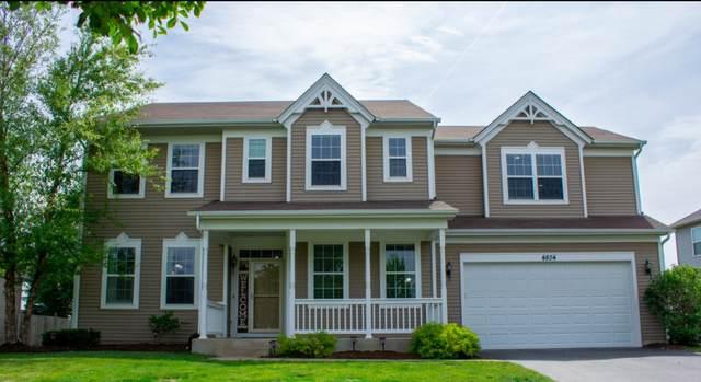 4854 Weaver Street, Oswego, IL 60543 (MLS #11112464) :: O'Neil Property Group