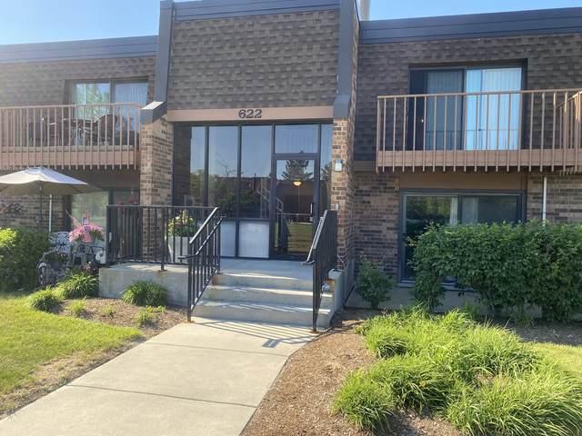 622 S Waterford Road 2B, Schaumburg, IL 60193 (MLS #11112524) :: Ryan Dallas Real Estate
