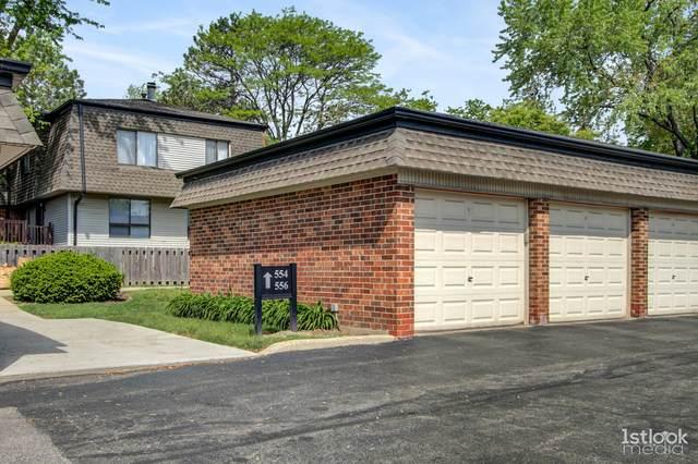 556 W Northwest Highway C, Palatine, IL 60067 (MLS #11112741) :: BN Homes Group