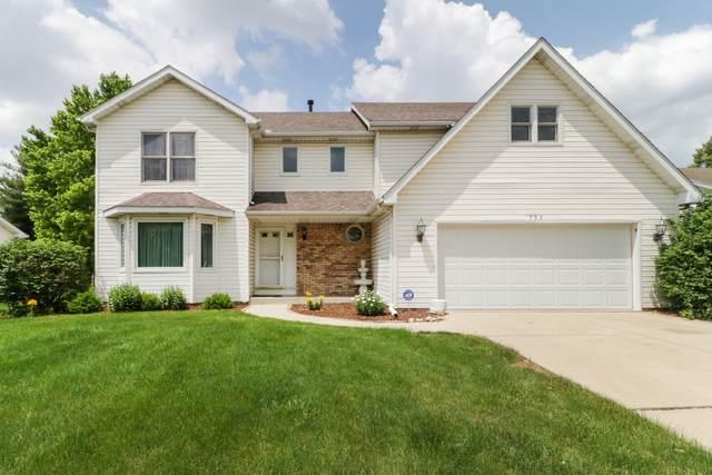 703 Watford Drive, Bloomington, IL 61704 (MLS #11112848) :: The Wexler Group at Keller Williams Preferred Realty