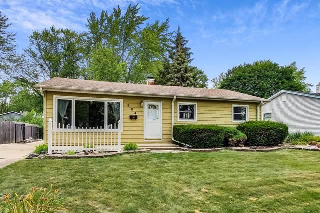 504 Bobby Lane, Mundelein, IL 60060 (MLS #11112883) :: Carolyn and Hillary Homes