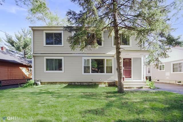 1427 Linden Road, Homewood, IL 60430 (MLS #11113032) :: Ryan Dallas Real Estate
