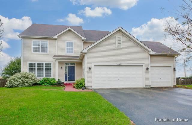 852 Angelica Court, Joliet, IL 60431 (MLS #11113107) :: John Lyons Real Estate