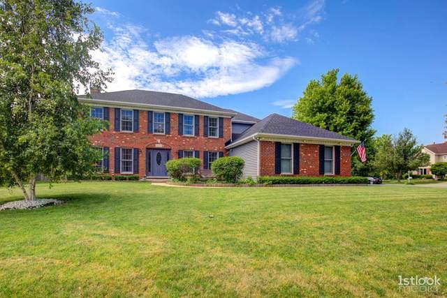 3932 Mallard Lane, Naperville, IL 60564 (MLS #11113229) :: Carolyn and Hillary Homes