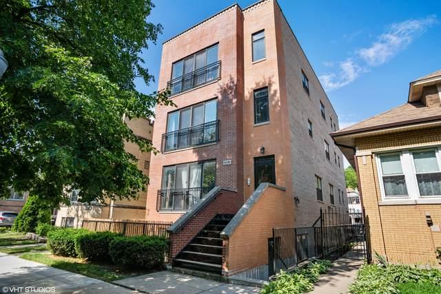 6018 N Rockwell Street #3, Chicago, IL 60659 (MLS #11113308) :: RE/MAX Next