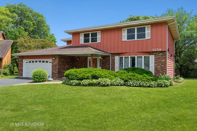 1258 Hearthside Court, Naperville, IL 60565 (MLS #11113347) :: Carolyn and Hillary Homes