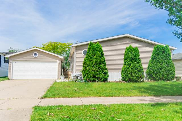 198 Begonia Drive, Matteson, IL 60443 (MLS #11113352) :: The Wexler Group at Keller Williams Preferred Realty