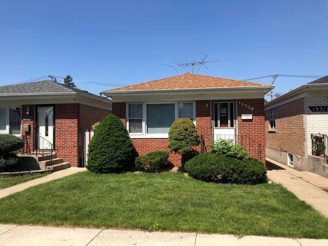 13320 S Houston Avenue, Chicago, IL 60633 (MLS #11113356) :: BN Homes Group