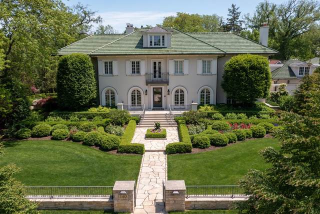 140 Kenilworth Avenue, Kenilworth, IL 60043 (MLS #11113404) :: The Wexler Group at Keller Williams Preferred Realty