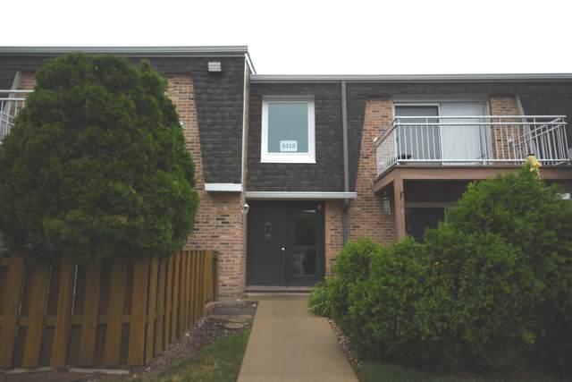 4418 Euclid Avenue 2C, Rolling Meadows, IL 60008 (MLS #11113438) :: John Lyons Real Estate