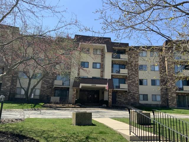 3350 N Carriageway Drive #409, Arlington Heights, IL 60004 (MLS #11113442) :: Touchstone Group