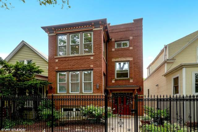 1439 W Victoria Street, Chicago, IL 60660 (MLS #11113603) :: The Dena Furlow Team - Keller Williams Realty
