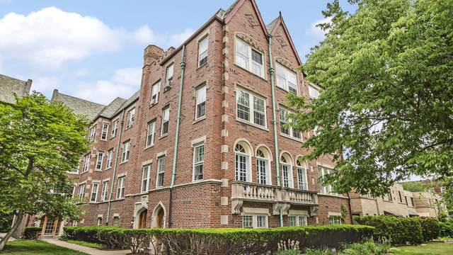 815 Brummel Street #2, Evanston, IL 60202 (MLS #11113661) :: John Lyons Real Estate