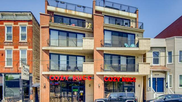 1633 N Clybourn Avenue 2N, Chicago, IL 60614 (MLS #11113865) :: The Spaniak Team
