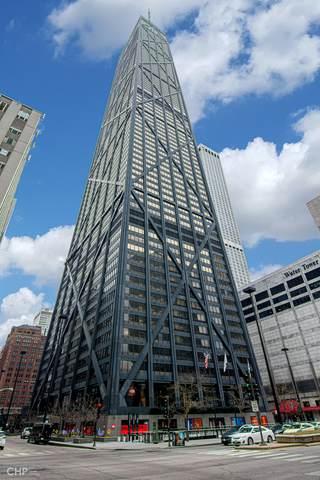 175 E Delaware Place #7304, Chicago, IL 60611 (MLS #11114227) :: Touchstone Group